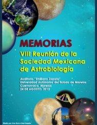 Presentación en cartel - VIII Reunión de SOMA - Universidad ...