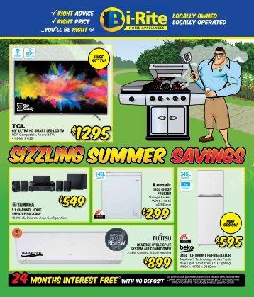 January Summer Sale