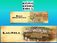 Exciting Ethiopia Tours