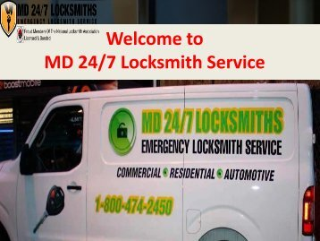 Best Automotive Locksmith Service in Baltimore