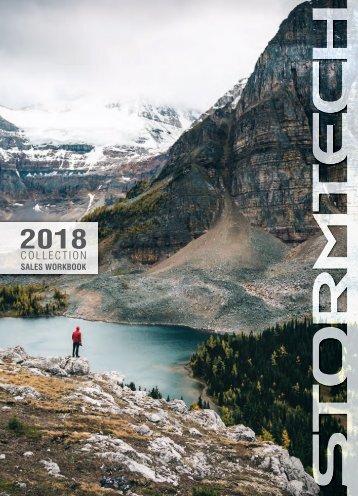 Каталог Stormtech Весна/Лето 2018