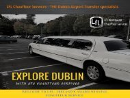 Luxury Coach Hire Dublin