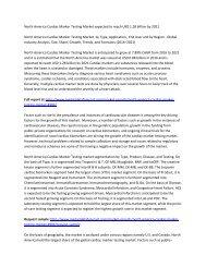 North America Cardiac Marker Testing Market
