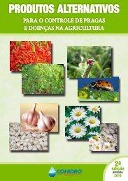 Produtos Alternativos Para Controle de Pragas e Doenças na Agricultura