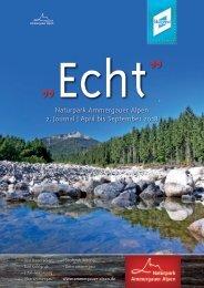 Naturpark Magazin - 2 -