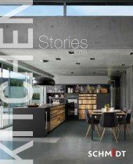 SCHMIDT Küchen Kitchenstories 2018