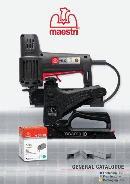 Maestri Rocama 16 3G shoots 71//C wire