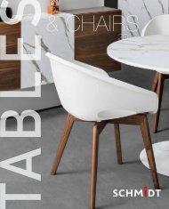 SCHMIDT Küchen Tables & Chairs 2018