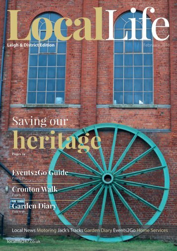 Local Life - Leigh & District - February 2018