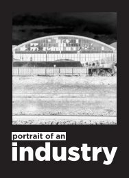 portrait of an industry
