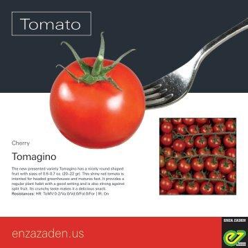 Leaflet Tomato 2018