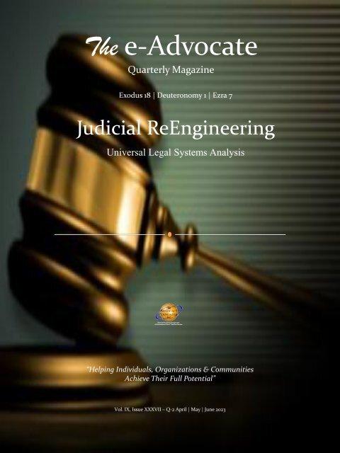 Judicial ReEngineering