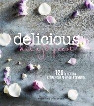 delicious. altijd feest kookboek - inkijkexemplaar