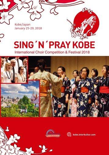 Kobe2018 - Program Book