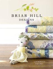 Briar Hill Designs Lookbook Fall 2017