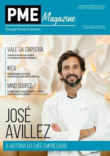 PME Magazine - Edição 7 - Janeiro 2018