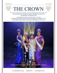 The Crown Newsletter - Vol. 1, Issue 4