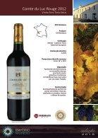 Catálogo Vins Rouges - Page 2