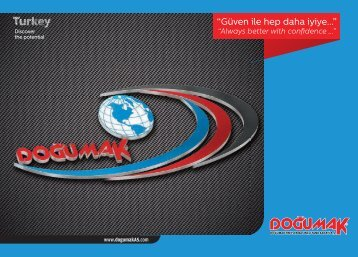 DOGUMAK TRAILER DIGITAL CATALOG