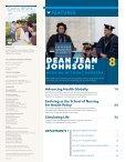 GW Nursing Magazine 2014 - Page 2