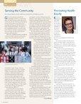 GW Nursing Magazine Spring 2013 - Page 6