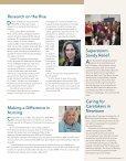 GW Nursing Magazine Spring 2013 - Page 7