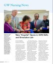 GW Nursing Magazine Spring 2016 - Page 6