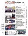 Acomee Mexico - Noviembre Diciembre 2017 - Page 4