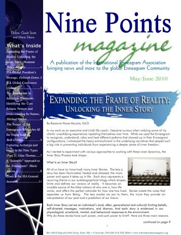 Nine Points Magazine - International Enneagram Association