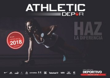 Athletic Depor - Adelanto N1 2018