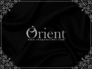 Latest Women Pants Collection by Orient Textiles