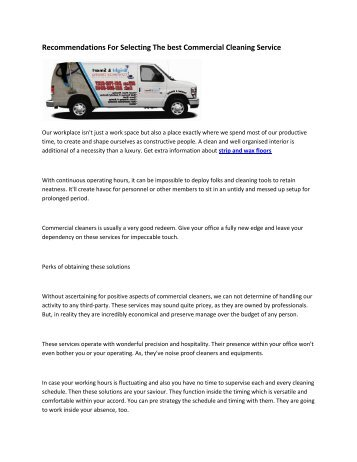 5 Carpet cleaning