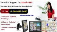 Need to help for free Garmin Map Update. Call @ +1-844-441-2440 toll free