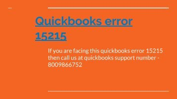 Getting quickbooks update error 12007 then call at 800 986 6752