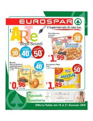 Eurospar S.Gavino 2018-01-18