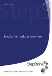 StepStone maakt er werk van