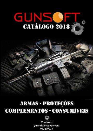 Catálogo 2018 (Pistolas a Mola)