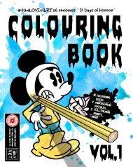 COLOURING BOOK vol.1