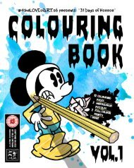 COLOURING BOOK vol.1
