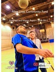 Nine Lives Community Fund - Progress and Impact Report
