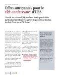 150e anniversaire - magazine UBS - Page 6