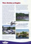 """Linssen """"9"""" Series Charter Network - freewater Yachtcharter - Page 7"""