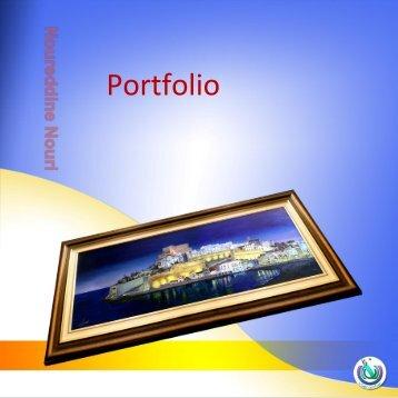 Portfolio Nouri Nour