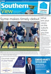 Southern View: June 27, 2017