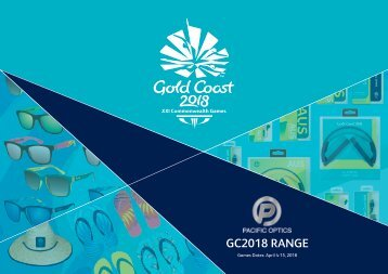 Commonwealth Games_pacific Optics_ Brochure
