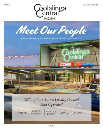 Coolalinga Central Magazine Issue 3