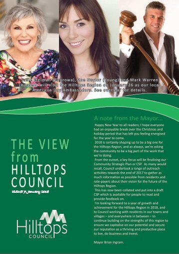 The View - January 2018