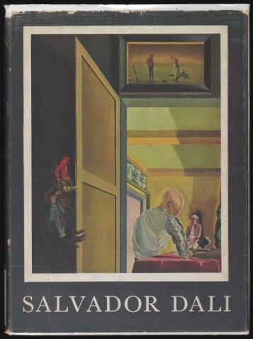 Salvador Dali - paintings, drawings, prints