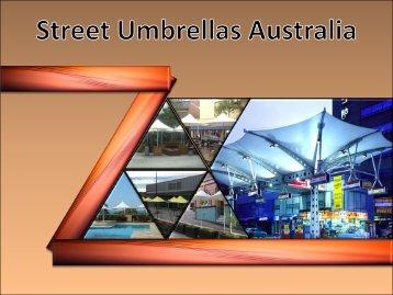 Versatile Portable Street Umbrellas