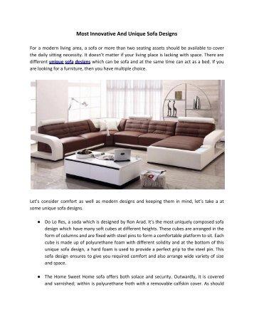 Most Innovative And Unique Sofa Designs.docx(1)